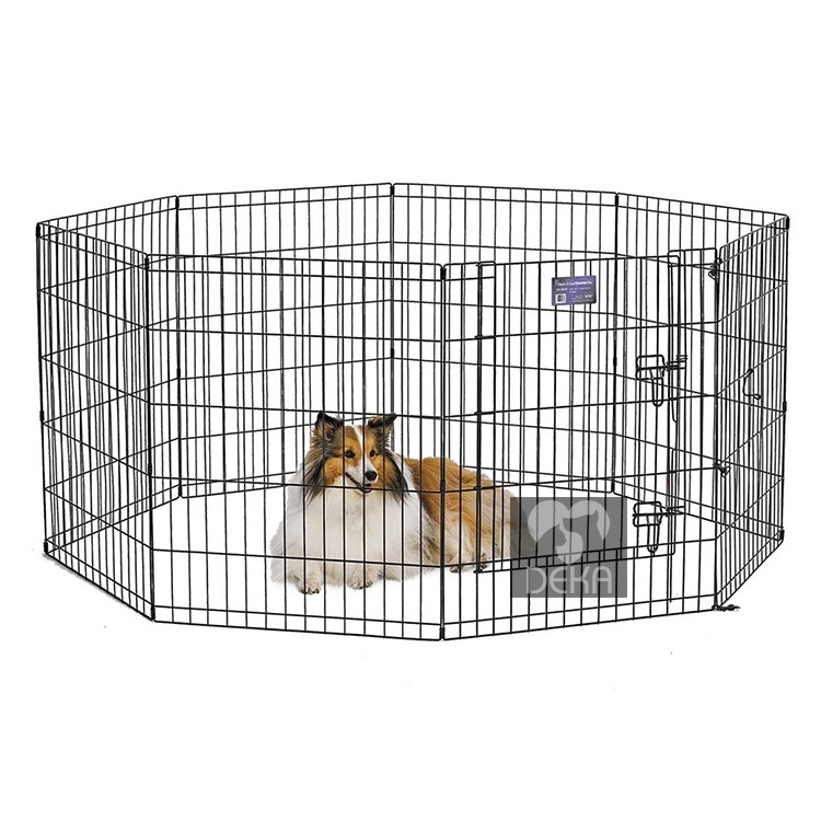 High Quality Dog Playpen Exercise Pen large metal dog house