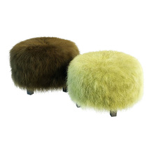 Wholesale Hot Sale Tibetan Mongolian Lamb Fur Cushion Cover