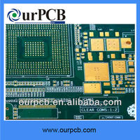 Copper Plating Machine/ High Quality Pcb Through hole Machine