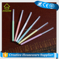 FY2010 50pcs Plastic Toothpicks New Product Portable Dental Tooth Pick