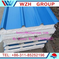 eps light weight wall panel line / EPS sandwich panel with high quality