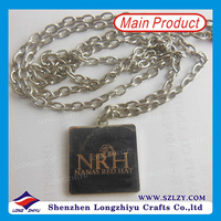 Metal,Eco-friendly Material and Art & Collectible Use dog tag zinc/aluminum dog tag