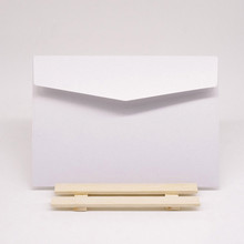 Art Paper Envelopes Custom Gold Foil Stamping C5 Color C4 Envelope