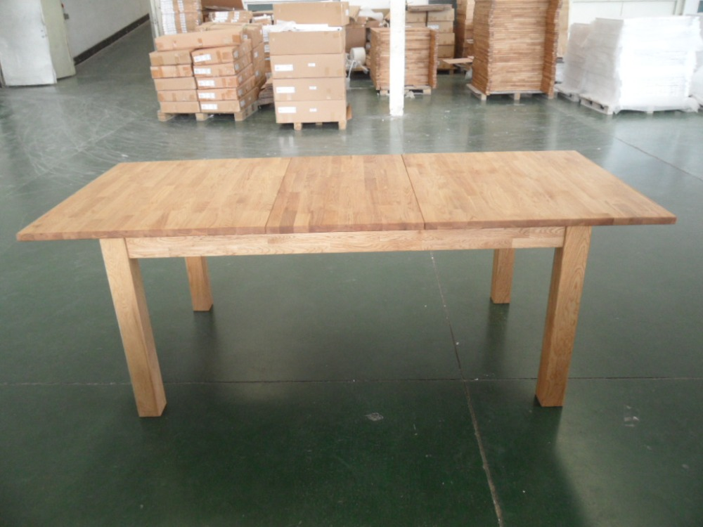 acacia wooden rectangle long extended wood buffet dining table