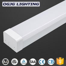 CE SAA ETL UL standard aluminum led electrical wall light fitting replace t5 t8 2x36w fluorescent light fittings