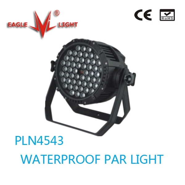 54*3w Waterproof outdoor Par Light from eaglelight