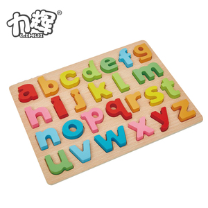 Amazon Wooden Alphabet Letters Educational Kids toy Wooden Toy