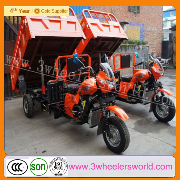 three wheel motocycle/motorized lifter
