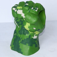 Camouflage pu stress drink Can cooler