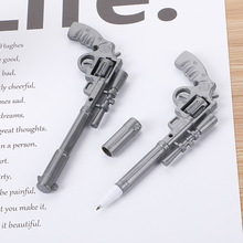 feature gun ballpoint pen with Logo printing