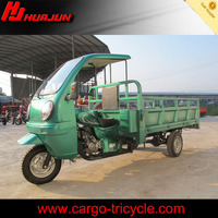 New made cab for motor tricycle truck/Gas scooter with roof/Chongqing motorcycle factory