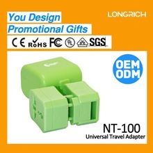 2013 Compact Design Network Adapter With CE&ROHS Approved (NT100)