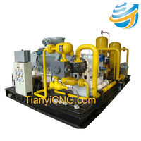 D type Natural Gas Compressors