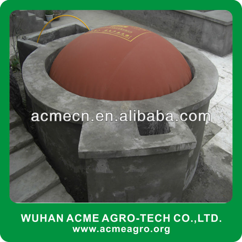 ACME Popular and Good Safety Household Biogas Digester Production
