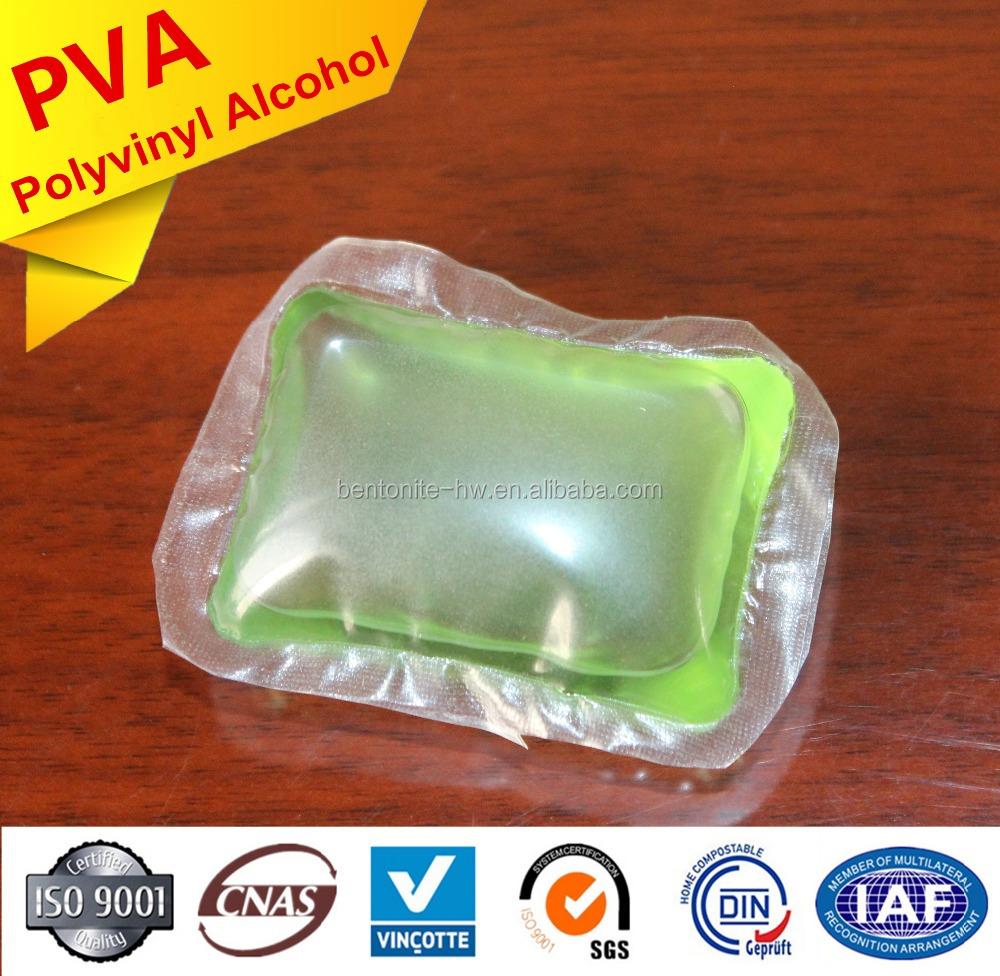 PVA Polyvinyl Alcohol for cloth-washing condensate bead with REACH certificate