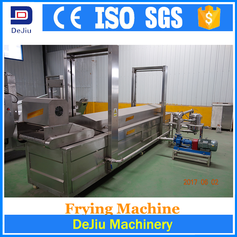 New automatic potato chips making machine / frozen french fries machinery price