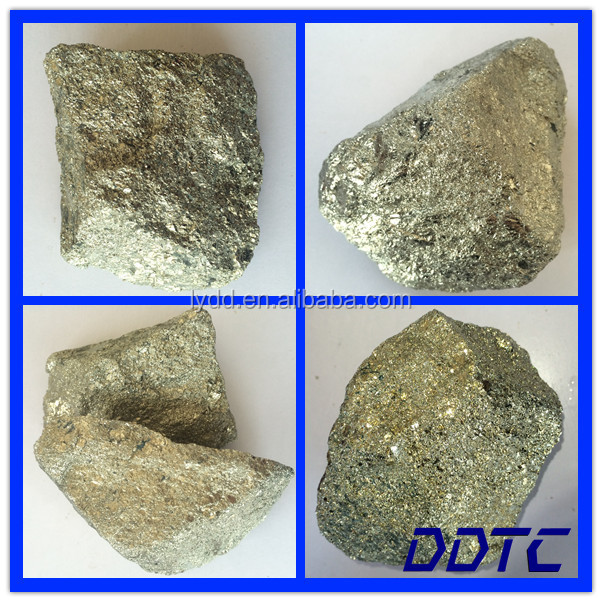 High Purity Iron Ore Lumps and Powder Shape Ferrous Sulfide for Minerals