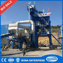120tph Stationary Citumen Brand New Drum Mix Asphalt Plant