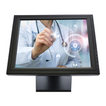 5-Wire touch screen 15 inch Resistive monitor touch screen monitor