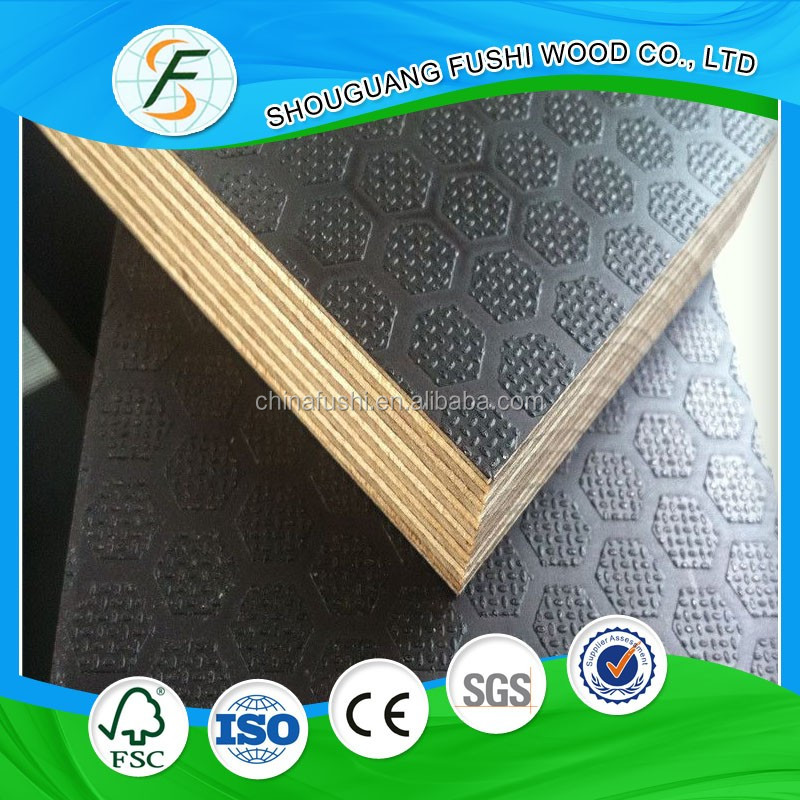 China supplier 15mm film faced plywood export to indonesia market