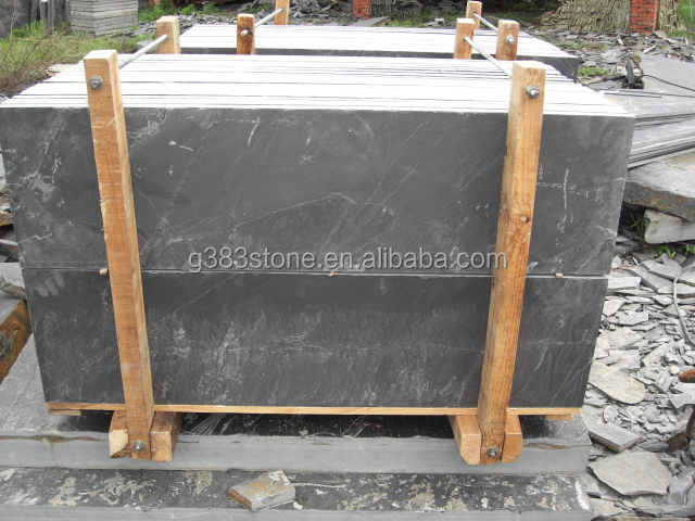 High Quality Factory Price Black Slate Roofing, slate patio pavers lowes
