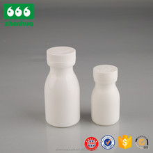 hdpe white pharmaceutical plastic pill bottles black jar effervescent tablet containers