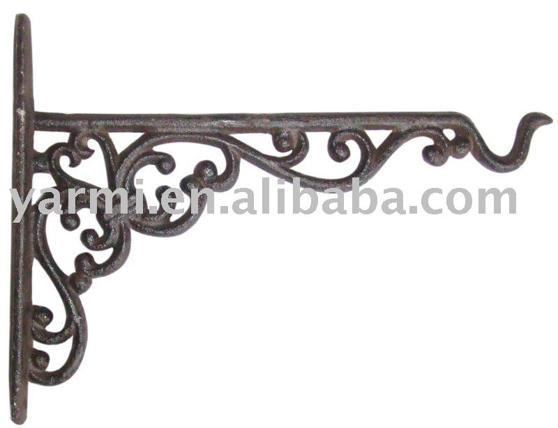CAST IRON WALL BRACKET FOR HANGING