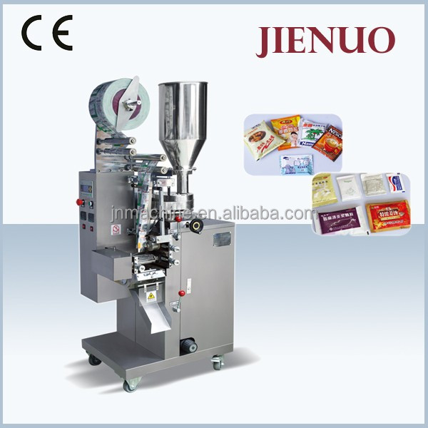 Automatic New Liquid Shampoo Ketchup Small Sachet Packing Machine