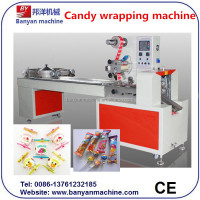 2015 High Speed and Good Quality Automatic pillow Ball Lollipop Packing/wrapping Machinery