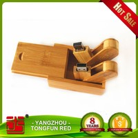 Wedding gift Wood Bamboo USB 2.0 Memory Stick Flash pen Drive 4GB 8GB 16GB 32GB