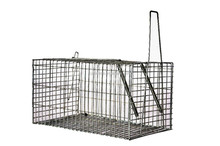 Outdoor Easy Set&release Wire Mesh Small Animal Trap Cage