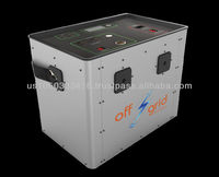 Off Grid Portable Power Generator