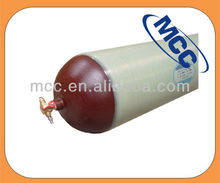 CNG type 2 steel cylinder ISO11439 standard for vehicle 65L