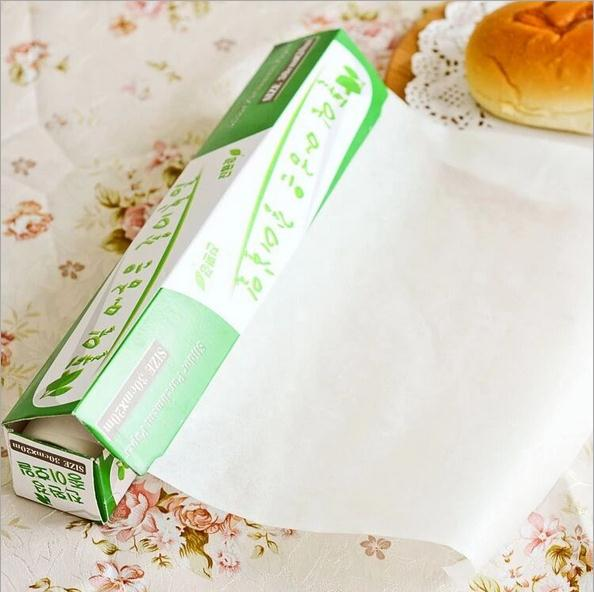 cooking parchment paper
