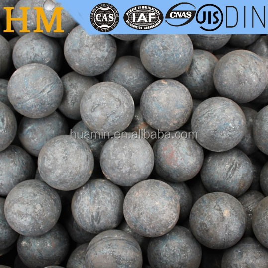 wear resistant high quality small grinding media balls