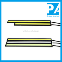 High Power Slim Universal Car Auto LED DRL COB Daytime Running Light