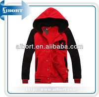 custom wholesale girls varsity jackets