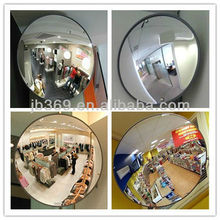 Wide Angle Viewing Security Convex Mirror