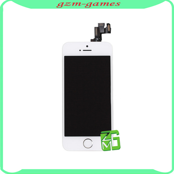 Full assembly lcd display and touch for iphone 5S