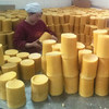 Pure Refined Yellow Beeswax For Church