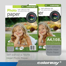 China manufacturer A4 A3 4R size glossy poster photo paper for digital printing and minilab