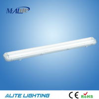 2015 new Design 1500mm 50W IP65 LED Tri-proof fluorescent fitting