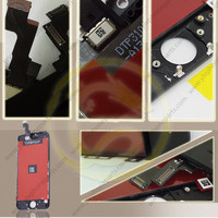 "High quality for iphone 5s"" original lcd and digitizer, for apple iphone 5s lcd scree"