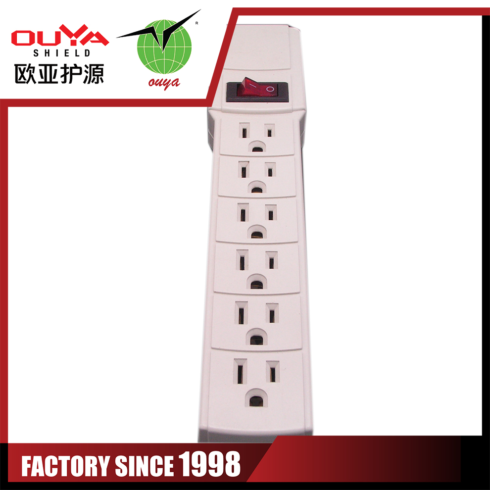high quality hot sale American series oy-217 power strip