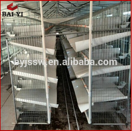 2 Story Metal Indoor Rabbit Hutches