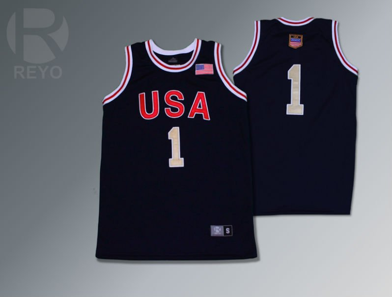 USA Basketball Jersey