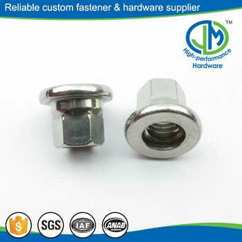 various sizes flange wheel cap nut cover