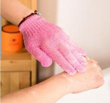 exfoliantes make-up remove bathing glove