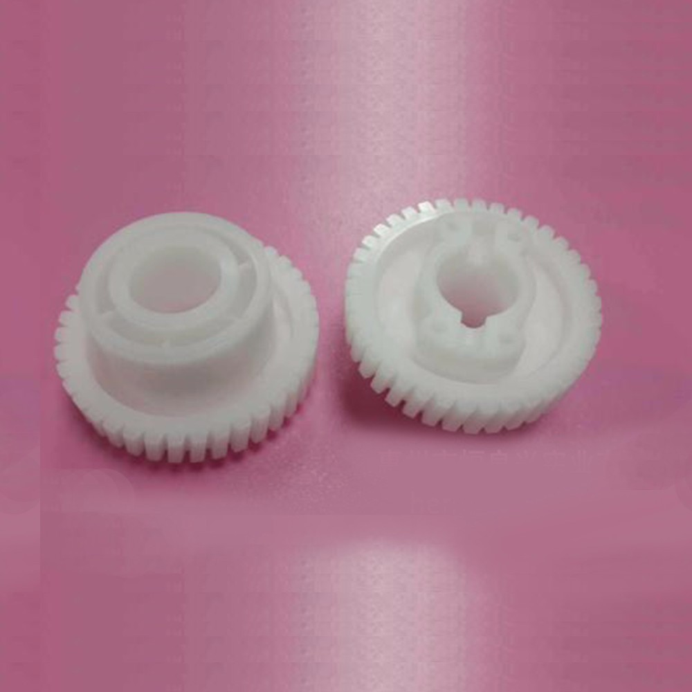 MMS High Precision CNC Machined Plastic Helical Gear
