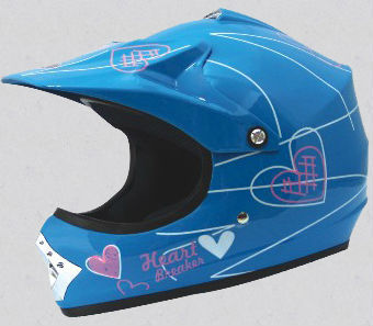 custom color motorcycle helmet